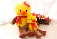 Wholesale Nice design plush stuffed cute duck toys