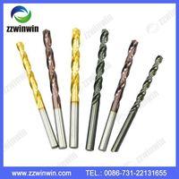 Iso9001 certification tungsten carbide drill attachments