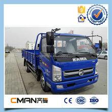 China Kama brand 4x2 mini dump tipper truck 3.5ton capacity hot sale in Afica