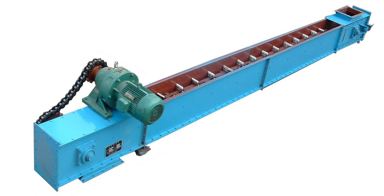 economical drag chain conveyor with motor for sale view