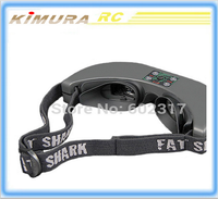 FatShark Teleporter V3 FPV Goggles Glasses Headset System w/ 5MP 720p Camera and 5.8G 250mW TX Video Transmitter Free Shipping