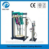 Two-component coating machine / Insulation glass production machine / Double glass sealant glue extruder