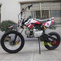 Off-road 4 Stroke Sport Dirt Bike 110cc Pit Bike with Fast Speed