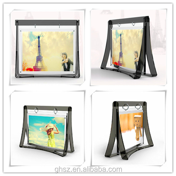 Heart Shape And Square Photo Frame/transparent Frame ...