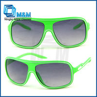 Shine Light Grenn Kids Sunglasses Custom Logo
