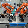 Equipo robot soldador robot de soldadura automático