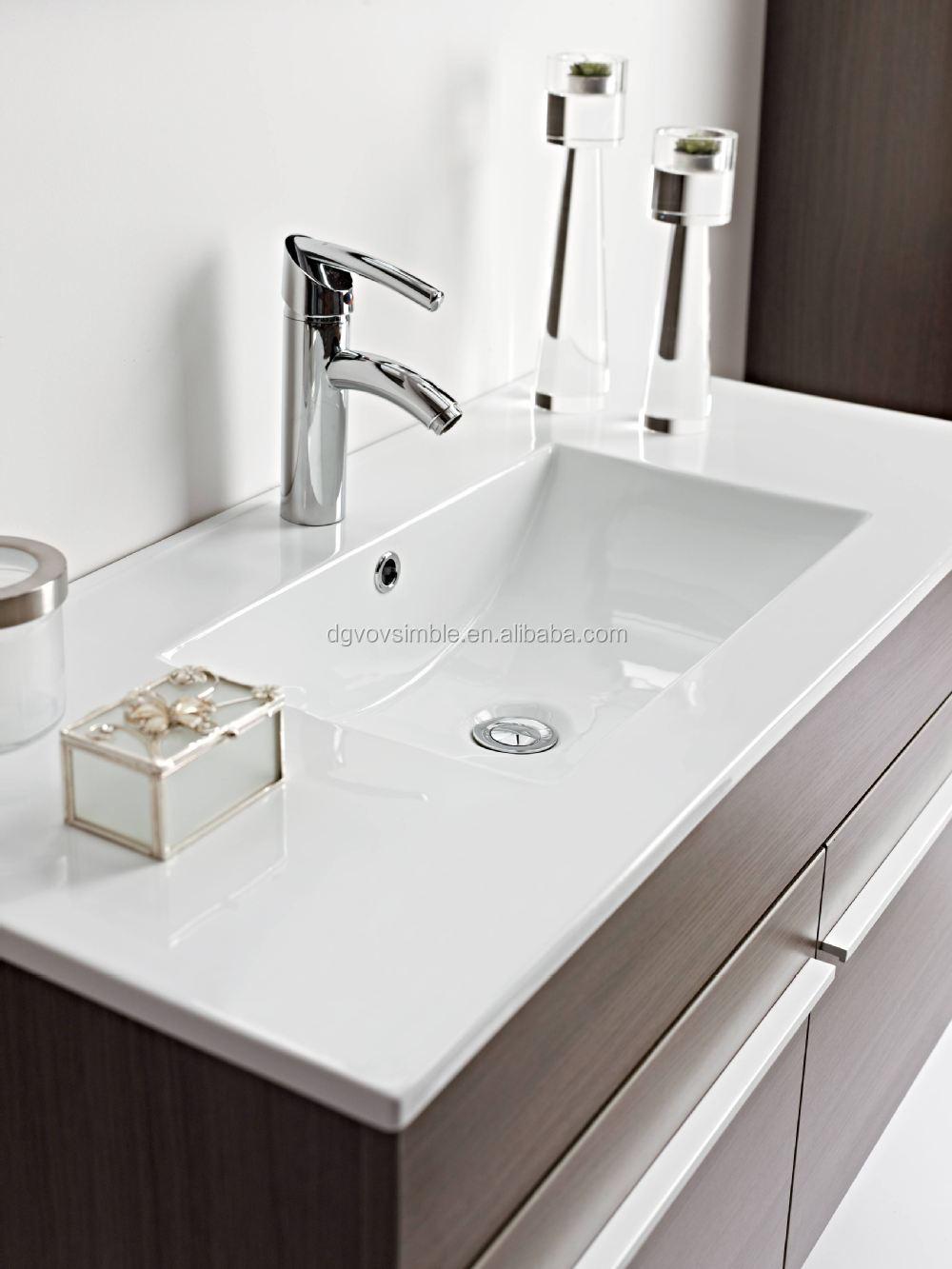 conomique mur accroch m lamine meubles de salle de bains salle de bains cabinet salle de. Black Bedroom Furniture Sets. Home Design Ideas