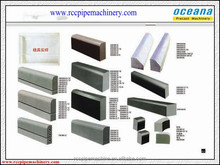 High Quality mold curbstone, curbstone plastic, Plastic mold making industry tiles Interlock