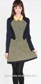 2015 nueva moda vestido delgado