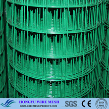 powder coated welding wire mesh panel/welded mesh rolls for pet cage/pvc coated welded mesh