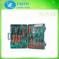 hot sale plastic garden weeding tool hand tool set