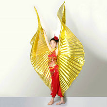 Egyptian Egypt Belly Dance Dancing Costume Isis Wings Dance Wear Wing