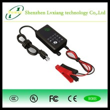 Car lead acid Battery Charger 12V/24V adjustable , 220-240V input voltage