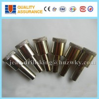 Factory price glass cutting diamond drill bits for glass