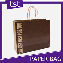Eco-Friendly Apparel Shopping Paper Bag