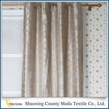 Comercio garantía de China fabricante diseño creativo cortinas decorativas polonia