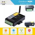 F2114 Rs232 Gsm / gprs Modem de conexión PLC vía radio Modem Line Carrier comunicación Modem