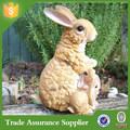 novos produtos de artesanato estatueta coelho baratos dia das mães presente