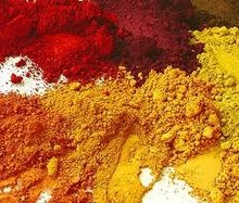 Micronized Yellow Iron Oxide Pigments for Powder Coating