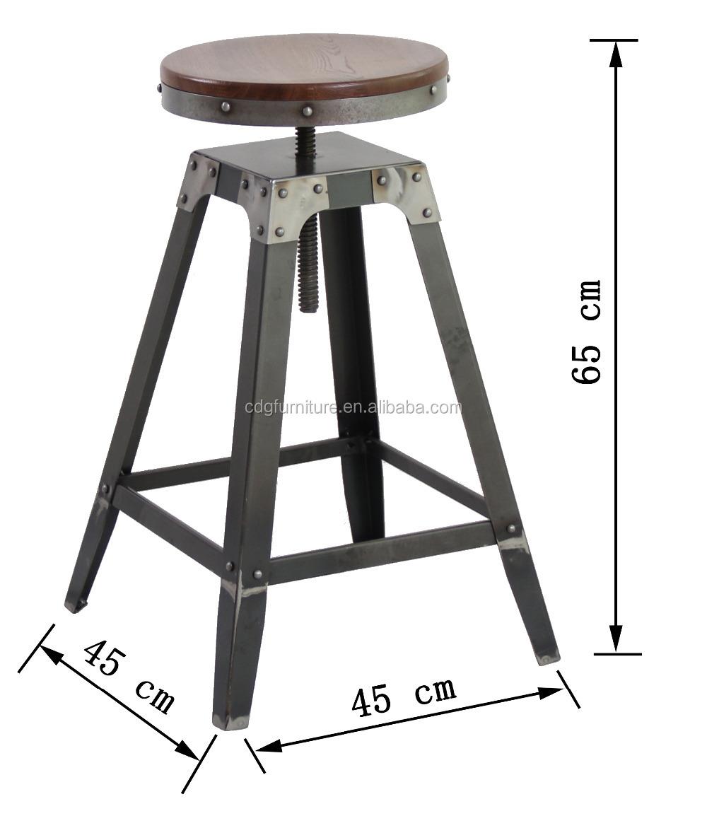 Bar Stool High ChairBar Stool SupplierIndustrial Wood  : HTB1sAqIJFXXXXagXpXXq6xXFXXX0 from alibaba.com size 1000 x 1154 jpeg 148kB