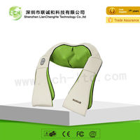 2015 Top Selling LCH Deluxe shiatsu neck kneading shoulder massage belt for health care Shenzhen factory