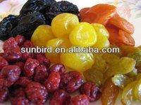 haccp dried fruit /dried mango pineapple fruit /plum sweet with low price