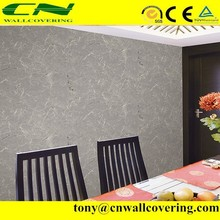 2015 new Chinese PVC Wallpaper Manufacturer/Wallcovering