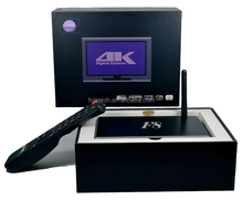 Super strong CPU S812 android 4.4.2 android tv box digital satellite receiver from reliable factory