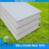 2015 durable prefabricated insulation eps concrete sandwich wall panel