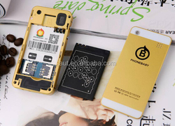 Cheap DUAL CORE Smallest PDA android mini cell phone