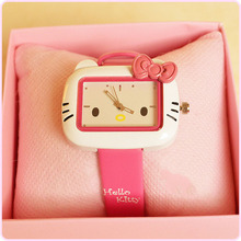 New arrival alloy watches 2015 kids vogue cheap cartoon teenage watch