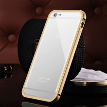 High quality shenzhen mobile phone accessories for iphone 6/6plus, waterproof phone accessories for iphone 6 with metal