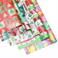 Gran oferta 2014 papel navideño para regalos