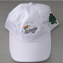 2015 USA Cotton 3D Embroider New Fashion Child Baseball Cap