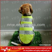 High Visibility LED Flashing Pet Dog Safety Vest
