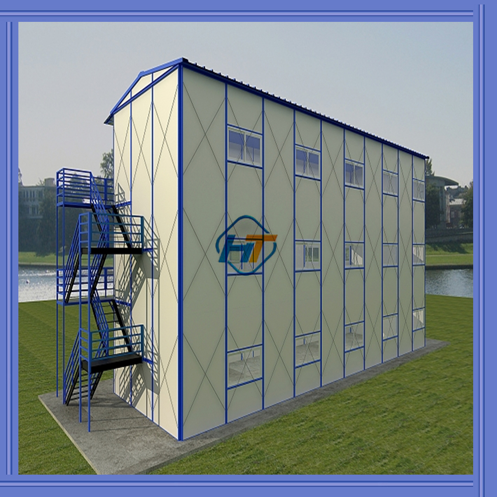 Steel frame modular home steel frame kit house steel frame for Modular a frame