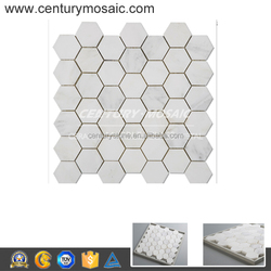 cheap price white marble floor classic patterns floor tiles marble