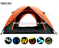 Popular for the market factory directly folding car tent