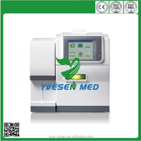 Medical Equipment Low Reagent Consumption ISE Blood Gas Electrolyte Analyzer