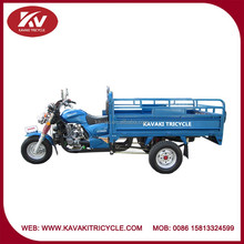 Africa market fashion air-cooled blue 250cc automatic motorcycle/tricycle wholesale
