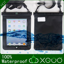 4 colours available OEM supported wholesale for ipad waterproof case