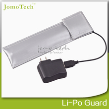 LIPO SAFE Charging Bag for electronic cigarette vaporizer pen/mod batteries and all 3.7v battery chargers