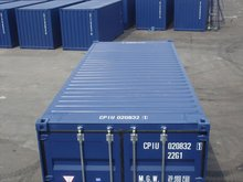 New Shipping Line Container in Djibouti