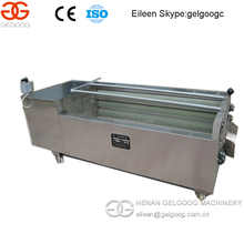 Automatic Brush Type Carrot Washing Machine