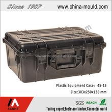 ip 68 waterproof plastic cosmetic hairdresser case