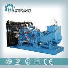 MTU 910kw stamford ac diesel generator low consumption