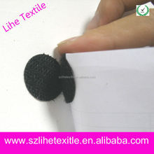 manfacturer top quality and cheap price adhesive velcro dot /Adhesive circle Velcro coins