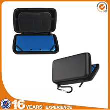 Universal Travel Case for Electronics and Accessories,Black plain EVA Skin Carry Hard Case Bag Pouch