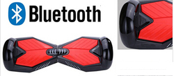 new bluetooth music and mp3 led light kids 2 wheel self balancing scooter self balancing scooter electric motorcycle