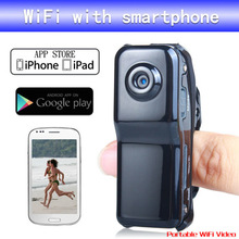 easy to carry New Arrival HD High Quality Network Wireless Mini wifi ip camera sd card Recorder